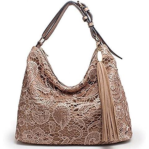 Cuerpo de la borla de las mujeres bolsa de cuero de la calidad del mensajero del dise ador de moda bolso de las se oras portables del hombro del totalizador de la