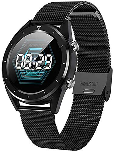 Zach-8 Smart Watch Für Android Phones, Smart Watch Mit Herzfrequenzmesser IP67 Wasserdicht Sport Fitness Tracker Uhren Für Andriod & Ios,C