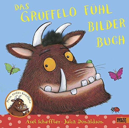 Cover des Mediums: Das Grüffelo Fühlbilderbuch
