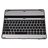 Rrimin Mobile Wireless Bluetooth Keyboard for Apple iPad 2/3/4 (Black)