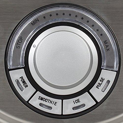 Tower T18001 3-in-1 Food Processor Blender/Slicer/Juicer, 1000 W - Black