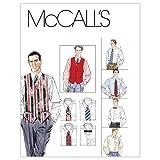 McCalls MC 2447 Z(XL XXXL) Schnittmuster zum Nähen, Elegant, Extravagant, Modisch