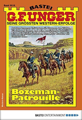 G. F. Unger 2018 - Western: Bozeman-Patrouille (G.F.Unger)