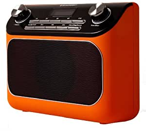 Blaupunkt RX+ 45 OR orange