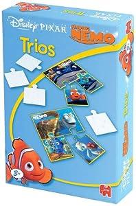 Jumbo Games Disney Pixar - TRIOS Importado de Alemania