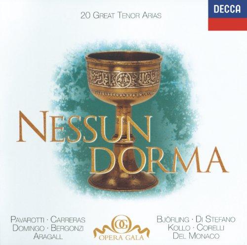 """20 Great Tenor Arias - """"Nessun..."""