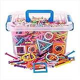 Magic stick plastic building blocks éducatif-1350pc / box