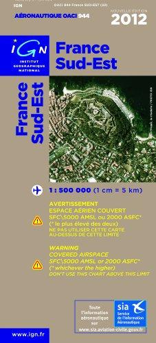Oaci944 France Sud-Est 2011 1/500.000