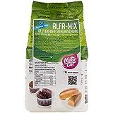 Alfa Mix Mehlmischung (Glutenfrei) 1000 g I veganes und glutenfreies Mehl zum Backen und Kochen als Ersatzmehl...
