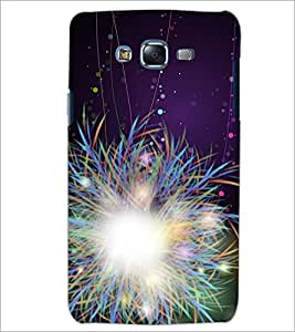 PrintDhaba SPARKLING LIGHTS D-6944 Back Case Cover for SAMSUNG GALAXY ON7 (Multi-Coloured)