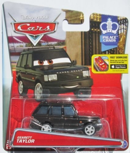 Disney Cars Gearett Taylor 1:55 Scale Mattel Palace Chaos Edition by Mattel