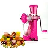 #10: WTS Classy Fruit & Vegetable Juicer, 1 Piece, Pink