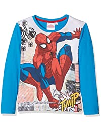 DC Comics Boy's Spiderman Jumper