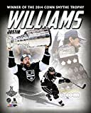 Justin Williams 2014 NHL Conn Smythe Trophy Winner Portrait Plus Photo Print (20.32 x 25.40 cm)