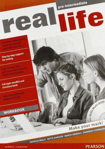 Real life. Pre-intermediate. Active book pack: Student's book-Workbook-Active book. Per le Scuole superiori. M-ROM