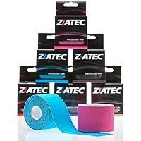 Ziatec Kinesiologie Tape 2 Rollen - Viele Farben verfügbar preisvergleich bei billige-tabletten.eu
