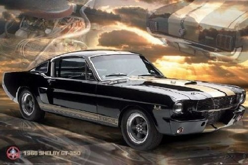 1art1-48974-mustang-ford-shelby-gt350-poster-91-x-61-cm