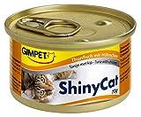 Gimpet Shinycat tonijn/Kip kattenvoer 70 gr