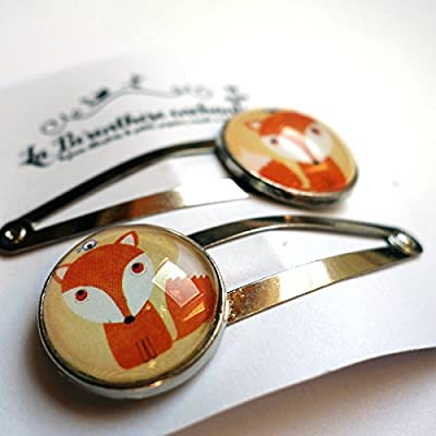Barrettes clic-clac, Le renard