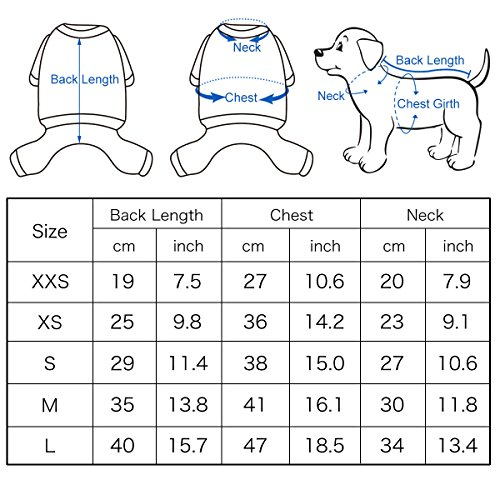 PAWZ Road Hundepullover Hoodie Mantel in vier Farben erhältlich - 6