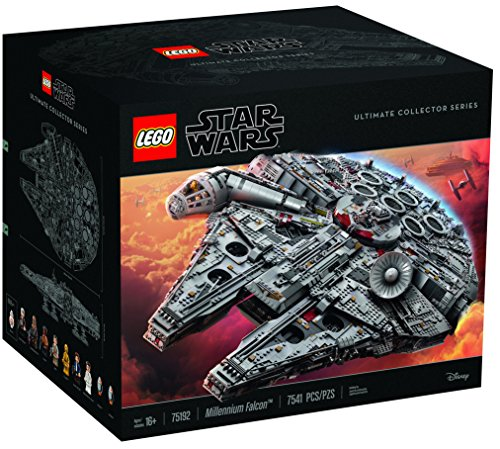 Star Wars LEGO Millennium Falcon Ultimate Collector Series 75192 (Star Wars Ultimate Lego)