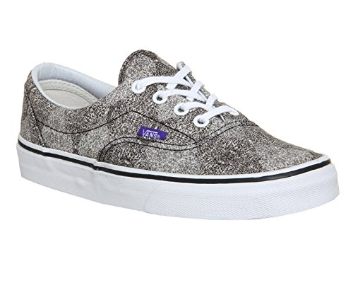Chaussures Vans U Era - Liberty Black-Gris Gris