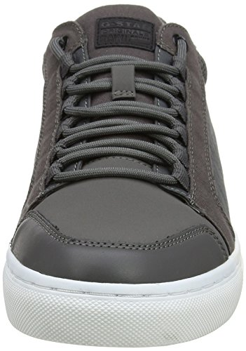 G-STAR RAW Zlov Cargo, Sneakers Basses Homme Gris (Gs Grey)