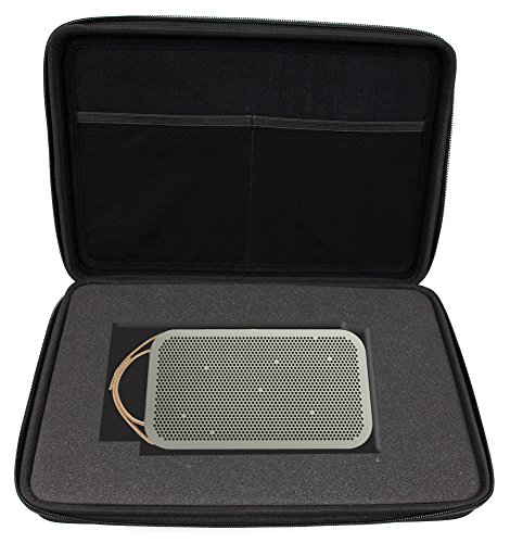 DURAGADGET Estuche Personalizable Para B&O PLAY BeoPlay A2 - Con Bandolera Regulable + Asa De Transporte