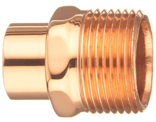 Elkhart Products 30436 Adapter (1/2 Zoll FTG X M männlich) -