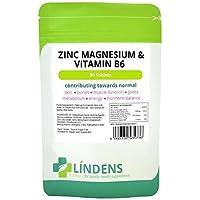 Zinco, Magnesio & Vitamina B6 (90 confezione)