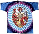 Photo de Liquid Blue Grateful Dead 30th Anniversary Tie-Dye T-Shirt par Liquid Blue