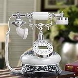 motesuvar Antik Telefon, im europäischen Stil, Antike Style, Old Wohnzimmer, Home Telefon, Telefon Set, Deko Telefon