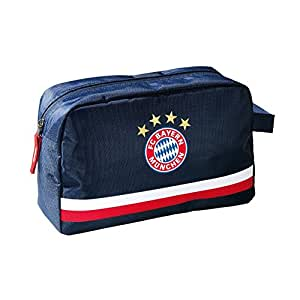 FC Bayern 18954 Kulturbeutel Toilettetasche Navy