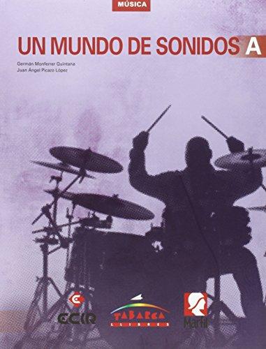 Un Mundo De Sonidos A - 9788480253925 por Germán Monferrer Quintana