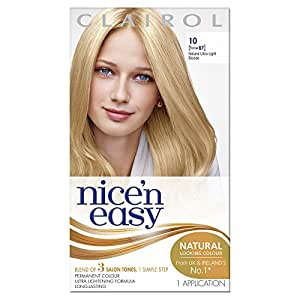 Clairol Nice 'n Easy Permanent Hair Colour - 87 Natural Ultra Light Blonde