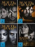 Beauty & (and) the Beast - die komplette Season 1-4 im Set - Deutsche Originalware [20 DVDs]