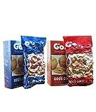 #8: Go Organic Light Quarters & Extra Light Quarters Walnuts 2 x 250 gm
