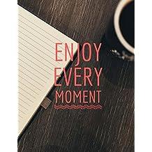 Daily Agenda (Enjoy Every Moment) (English Edition)