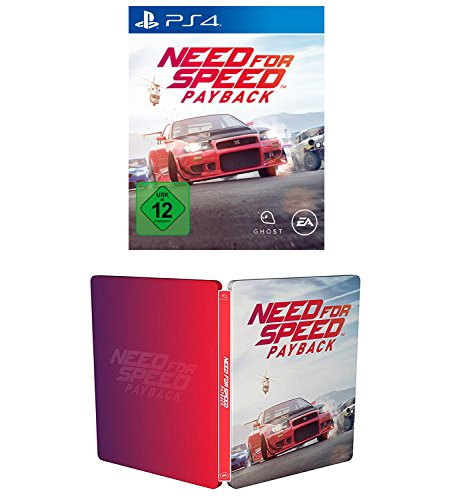 Need for Speed - Payback - Steelbook Edition (exkl. bei Amazon.de) - [PlayStation 4]