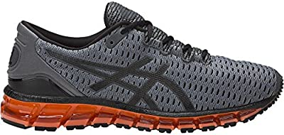 Asics - Gel-Quantum 360 Shift Carbon/Black/Hot Orange - Sneakers Hombre