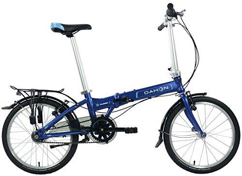 Dahon Vitesse i7 Vélo Pliable Mixte Adulte, Marine, Taille 20