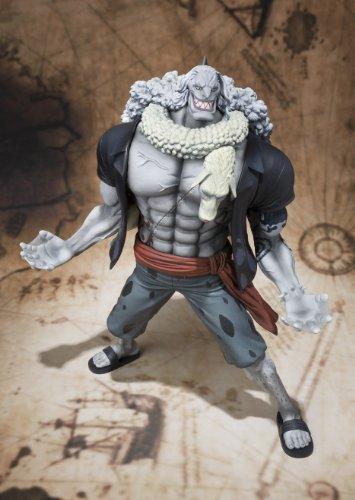"Bandai Tamashii Nations Hordy Jones ""One-Piece"" FiguartsZERO Figure (japan import) 5"