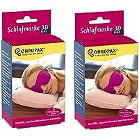 Ohropax Schlafmaske 3D Pink (2) preisvergleich bei billige-tabletten.eu