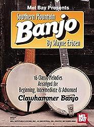 Mel Bay Southern Mountain Banjo by Wayne Erbsen (1995-01-01)