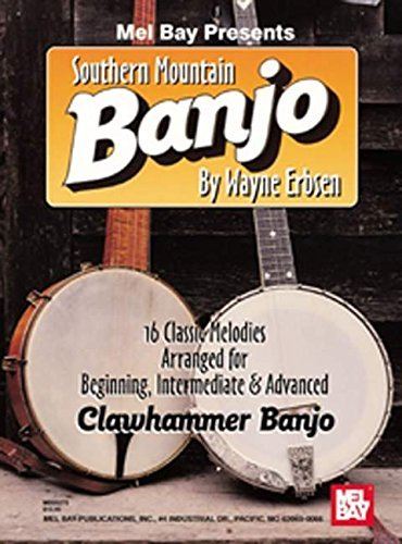 Mel Bay Southern Mountain Banjo by Wayne Erbsen (1995-01-01)