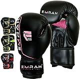 Best Boxing Gloves - EMRAH ESV-300 Boxing Gloves Muay Thai Training DX Review