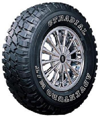 Gomme Gt radial Adventuro mt 235 85 R16LT 120/116Q TL per Fuoristrada
