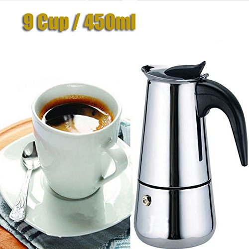 aliciashouse-9-cup-450ml-stainless-steel-moka-espresso-latte-percolator-stove-top-coffee-maker-pot