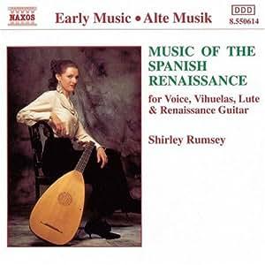 Music of the Spanish Renaissan