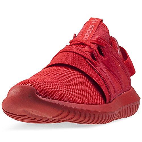 adidas Tubular Viral W, Scarpe da Ginnastica Donna Red